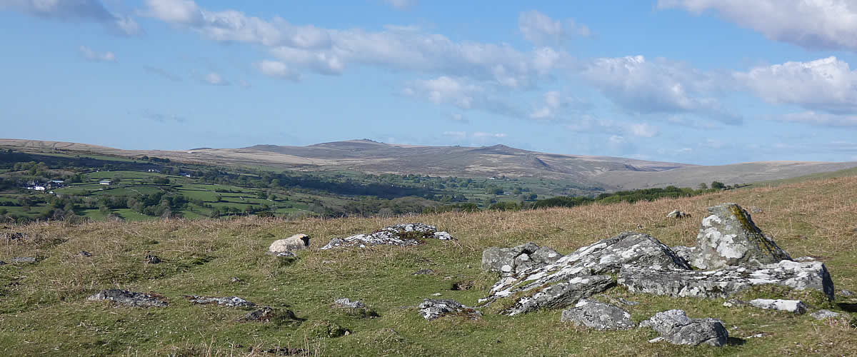 Enjoy a relaxing break on Dartmoor